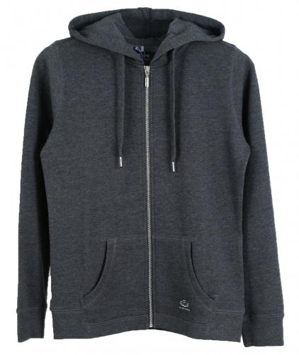 Ilona Sweat Jacket  70  Polyester 30  Cotton, Inside Brushed,  230g