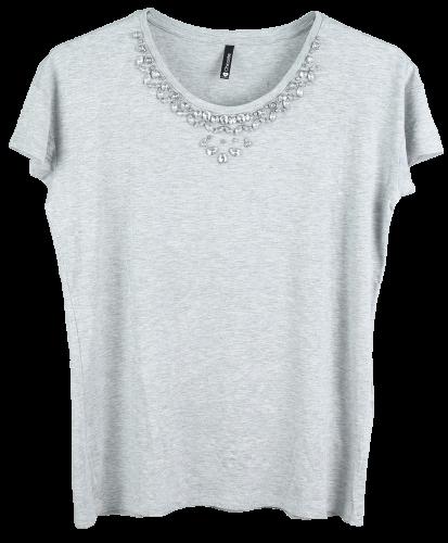 Jewel Shirt       95  Viscose 5  Elastane, SJ, 180g
