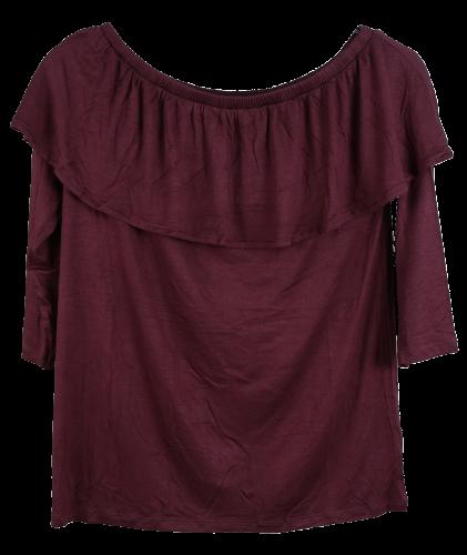 Sona Shirt        95  Viscose 5  Elastane, SJ, 180g