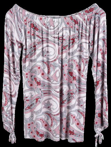 Sony Print Shirt    95  Viscose 5  Elastane, SJ, AOP, 180g